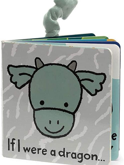 Jellycat If I were a Dragon Board Book