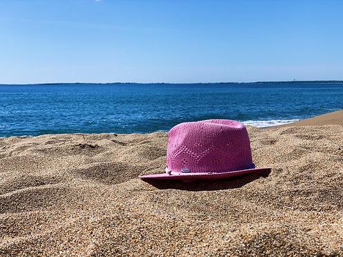 Millymook Pink Girls Safari Hat