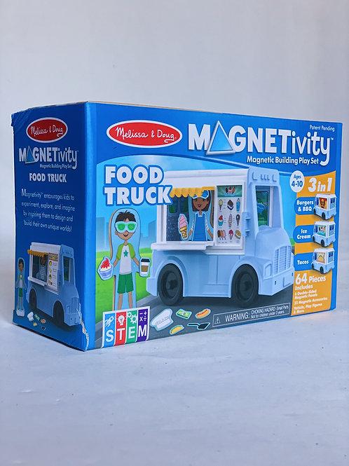 Food Truck Magnetivity
