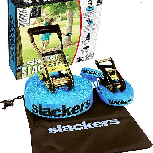 Slackers 50-Feet Slackline Classic Set