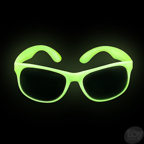 Glow In Dark Sunglasses