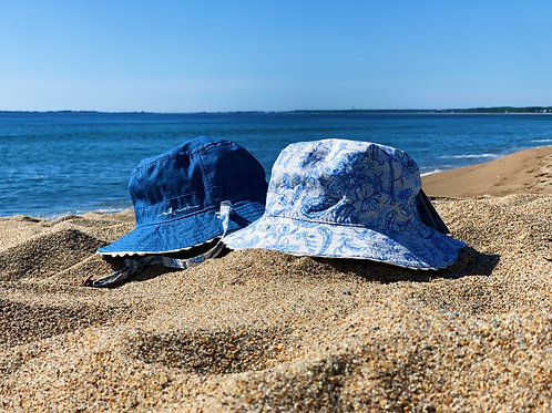 Millymook Blue Bucket Hat