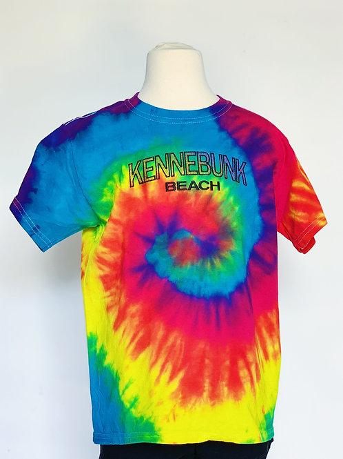 Tie-Dye Kennebunk Beach Shirt