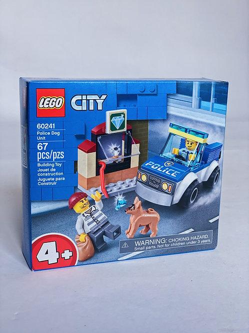 City Police Dog Unit LEGO City