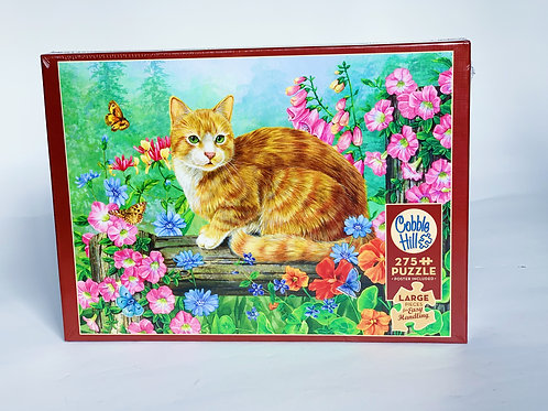 Tabby Cat 275pc Puzzle