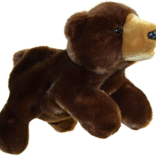 The Puppet Company Full-Bodied Animal Hand Puppets Bear