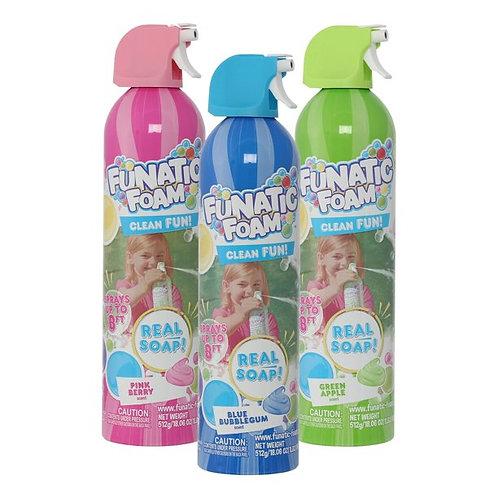 Funatic Foam (Great for Slip n Slides)