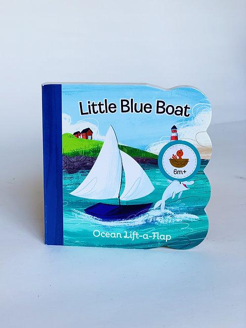 Little Blue Boat Book