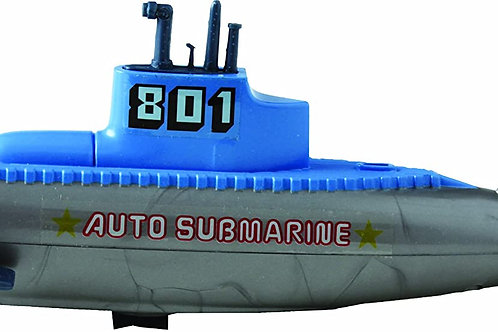 House of Marbles Clockwork Submarine
