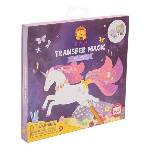 Tiger Tribe UNICORN – TRANSFER MAGIC