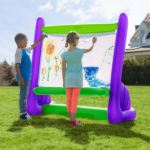 Giant Inflatable Indoor and Outdoor Easel