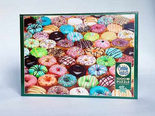 Doughnuts 1000pc Puzzle
