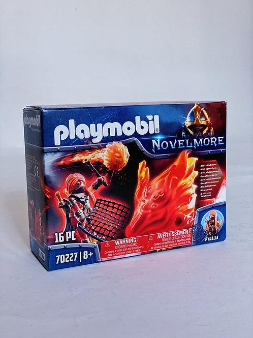 Raiders Spirit of Fire Playmobil Novelmore
