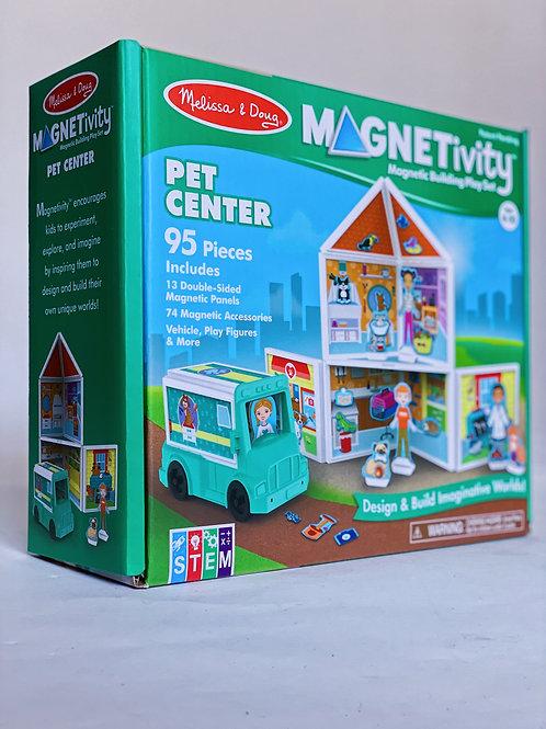 Pet Center Magnetivity