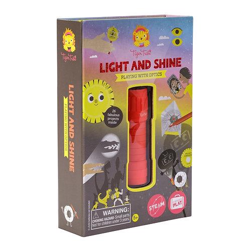 LIGHT AND SHINE – PLAYING WITH OPTICS