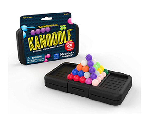 Educational Insights Kanoodle Brain Twisting 3-D Puzzle Game Easter Basket Stuff