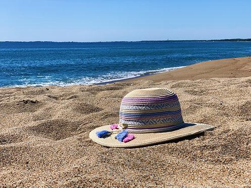 Millymook Girls Wide Brim Hat