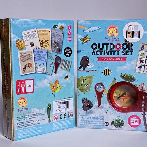 Outdoor Activity Set