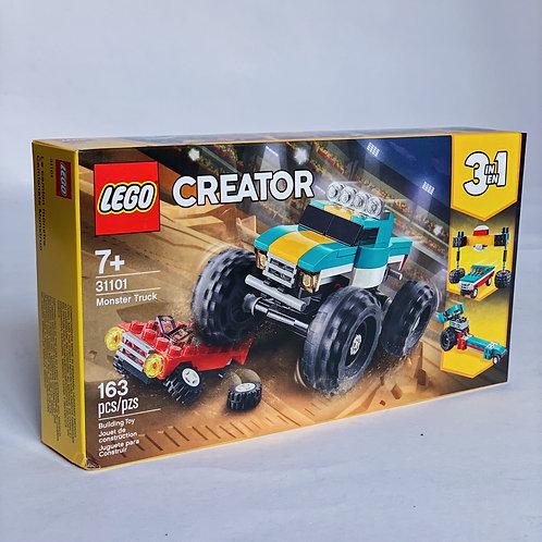 Monster Truck LEGO 3-in-1