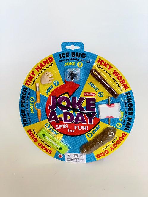 Joke-A-Day Wheel
