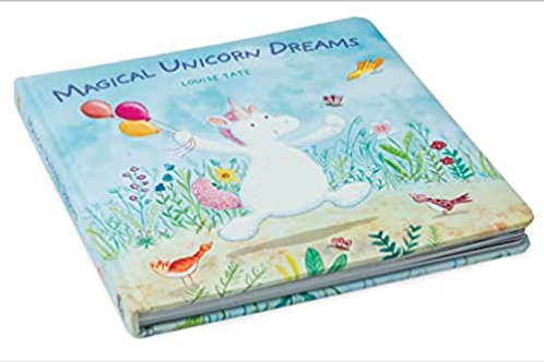 Jellycat Unicorn Dreams Book - Board Book Board book – January 1, 2016 by Louise