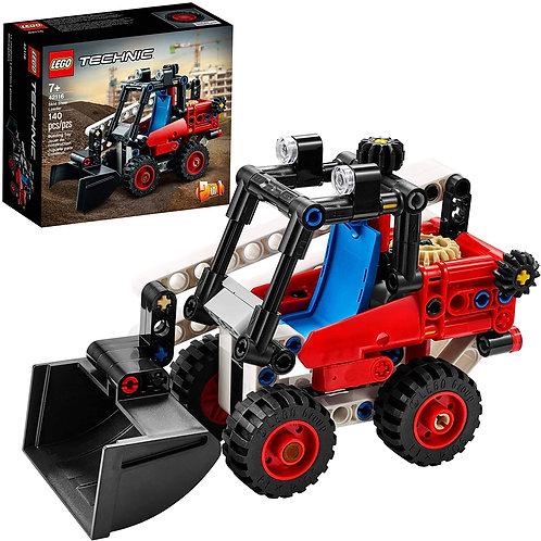 LEGO Technic Skid Steer Loader 42116 Model Building Kit for Kids Who Love Toy C