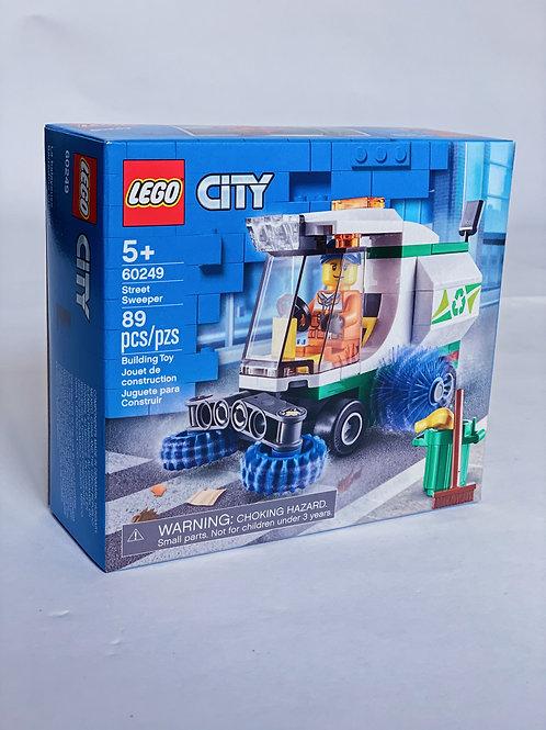 Street Sweeper LEGO City