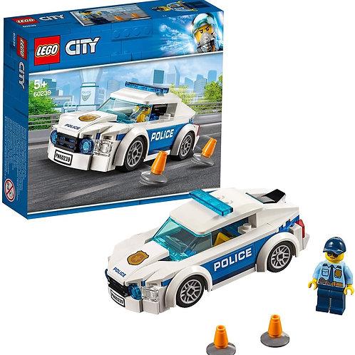 LEGO City Police Patrol Toy Car