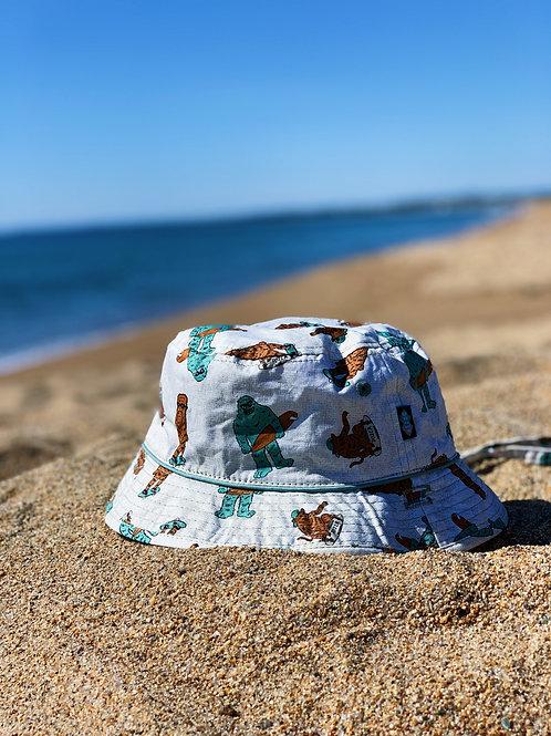Dozer Yeti Bucket Hat