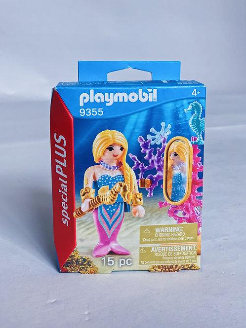 Mermaid Playmobil Figure