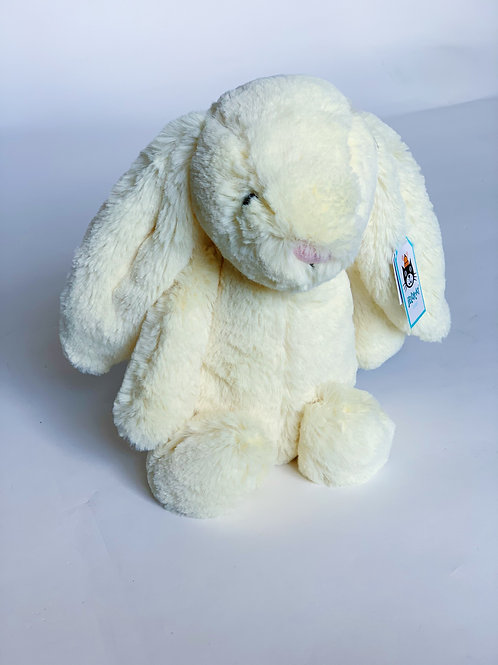 Medium Bashful Buttermilk Bunny