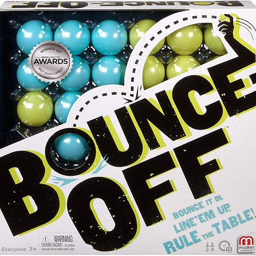 Bounce Off Game with Bouncing Pattern Challenges, for Family, Teens, Adults and