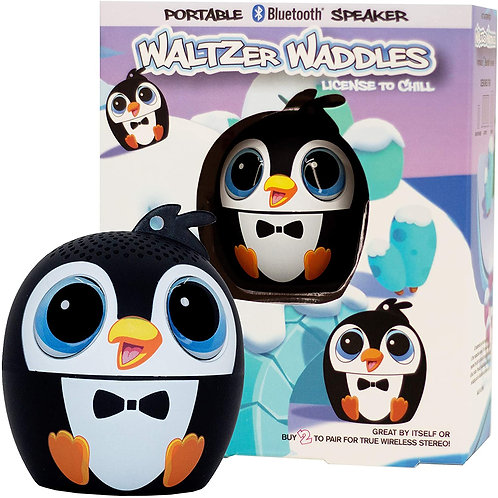 My Audio Pet TWS Mini Bluetooth Animal Wireless Speaker for Kids of All Ages - T