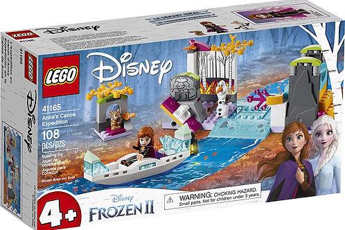 LEGO Disney Frozen II Anna's Canoe Expedition 41165
