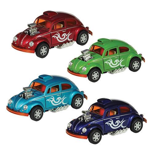 DIECAST 5″ VW BEETLE DRAG RACER