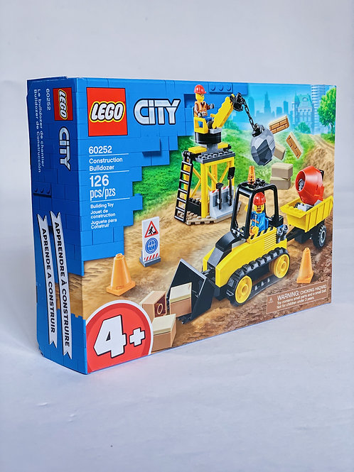 Construction Bulldozer LEGO City