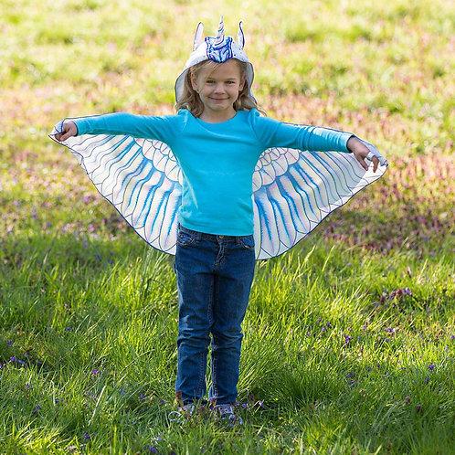 Fabric Unicorn Wings - Rainbow