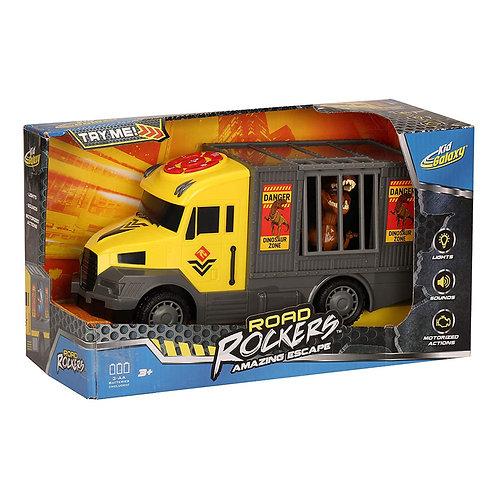Road Rockers Amazing Escape Dino Truck