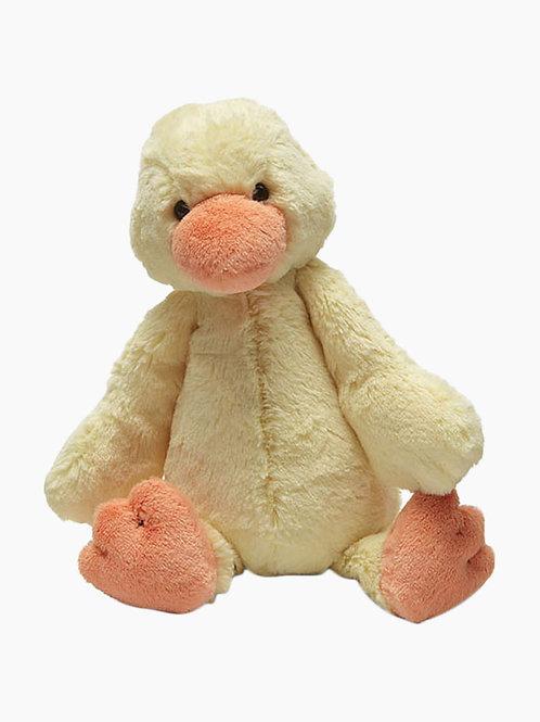 Jellycat Bashful Duckling Medium Plush (12 in.)