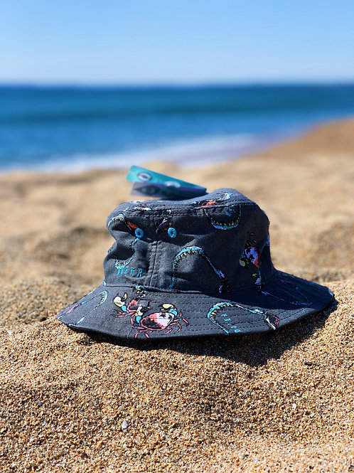 Dozer Shark Bucket Hat