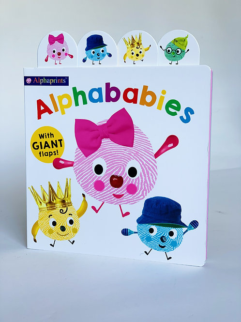 Alphababies Book