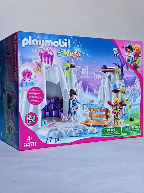 Crystal Diamond Hideout Playmobil Magic