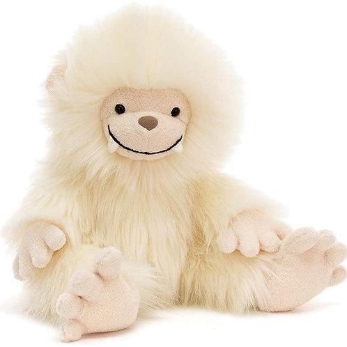 Jellycat Yani Yeti Stuffed Animal