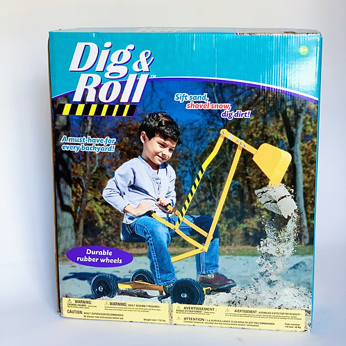 Dig and Roll