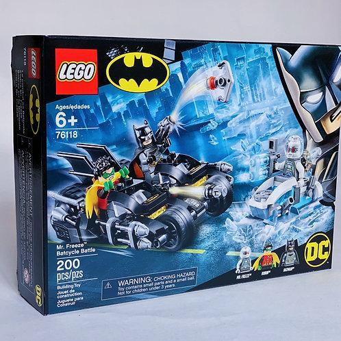 Mr. Freeze Batmobile LEGO