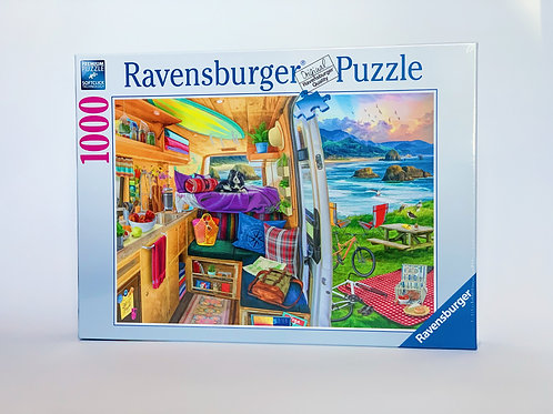 Camping 1000pc Puzzle