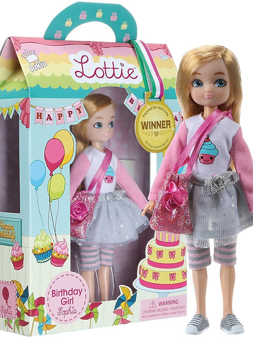 Lottie Birthday Girl Doll