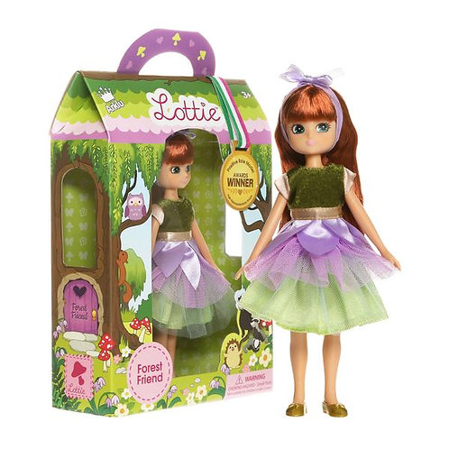 Lottie-Forest Friend Doll