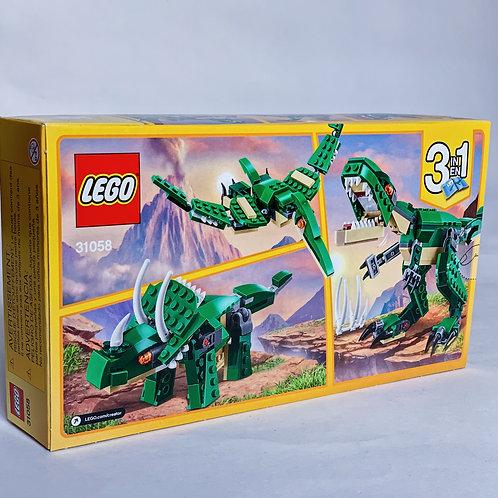 Mighty Dinosaur LEGO 3-in-1
