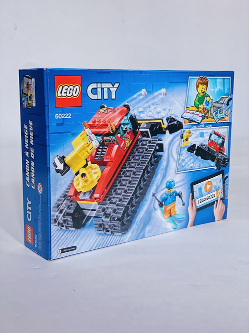 Snow Groomer LEGO City